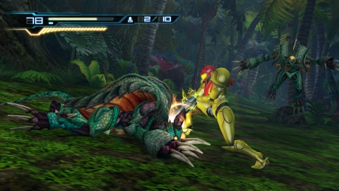 Metroid Other m Stomp