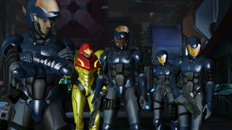 Metroid Other m Troops
