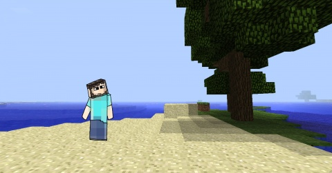 Minecraft Paul Abbamondi Beach