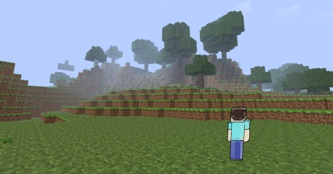 Minecraft Paul Abbamondi Landscape