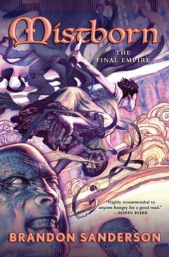 Mistborn Final Empire Cover