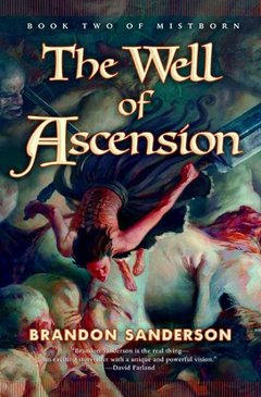Mistborn Well Of Ascension Cover
