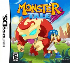 Monster Tale Cover