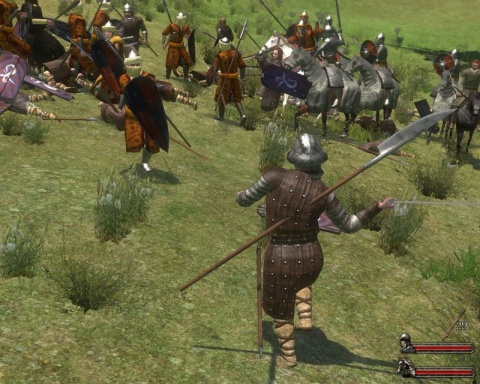Mount and Blade Warband Epic Battle