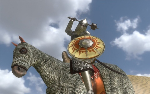 Mount and Blade Warband Knight Horse Armor
