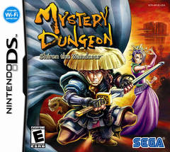 Mystery Dungeon: Shiren the Wanderer Cover