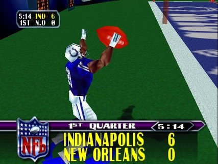 Nfl Blitz Super Bowl Colts Marshall Faulk