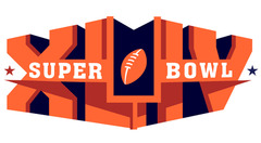 Super Bowl 44 Logo