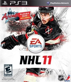 NHL 11 Cover