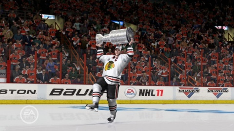 nhl 11 cup