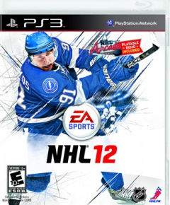 nhl 12 Cover