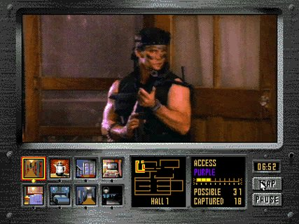 Night Trap Scat Soldier