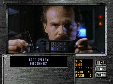 Night Trap Simms Scat Disconnected