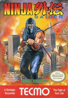 Ninja Gaiden and Ninja Gaiden Cover