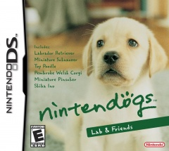Nintendogs Cover