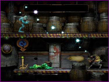 Oddworld Abes Oddysee Lever