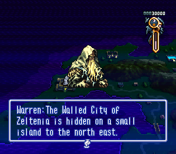 Ogre Battle Battle Of Warren Hidden City Zeltenia