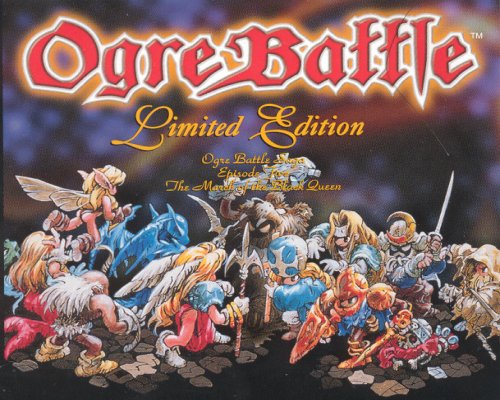 Queen-Ogre Battle Temazo!
