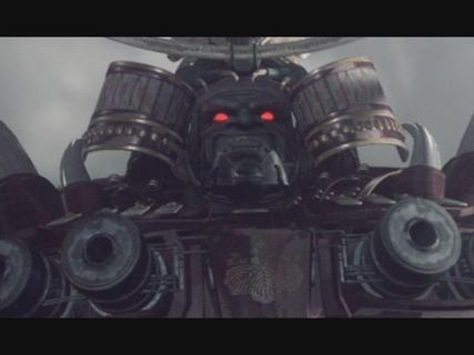 Onimusha Dawn Of Dreams Colossus Giant