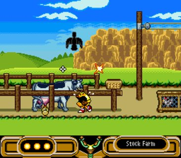 Pac Man 2 Milk Cow Crow Crazy