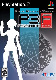 Persona 3 fes Cover