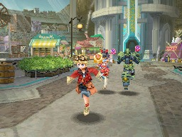 Phantasy Star Zero City