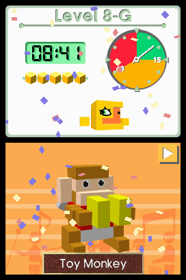Picross 3d toy Monkey Puzzle