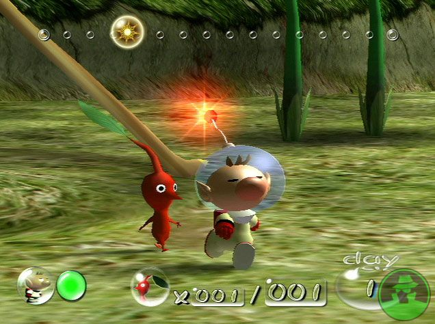 Pikmin First Hour Review The First Hour