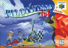 Pilotwings 64 Cover