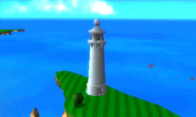 Pilotwings Resort Lighthouse