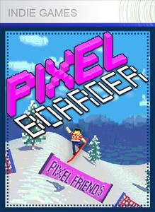 Pixel Boarder Cover