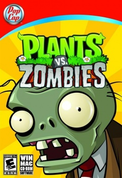 Plants vs Zombies Cover