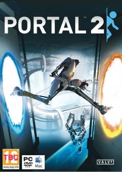 Portal 2 - Co-op Cover