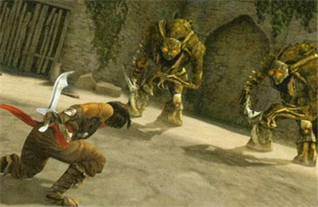 Prince of Persia Forgotten Sands Guards