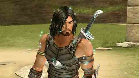 Prince of Persia Forgotten Sands Sparkle