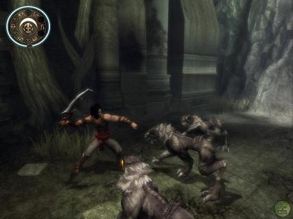 Prince Of Persia Warrior Within Wolves
