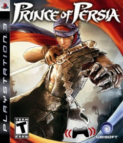 Prince of Persia Cover