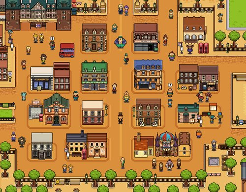 Professor Layton and the Last Specter London Life map