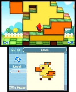 Pushmo Chick