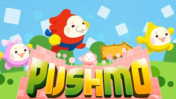 Pushmo Cover