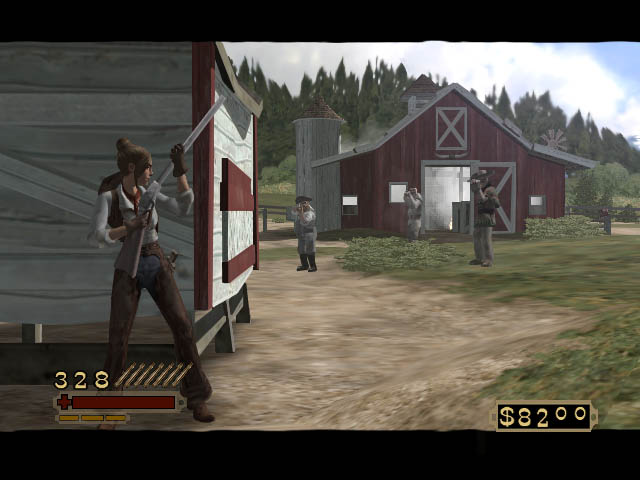 red Dead Revolver Annie Stoakes