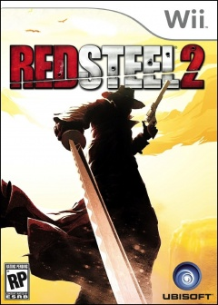 Red Steel 2 Cover