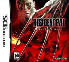 Resident Evil: Deadly Silence Cover