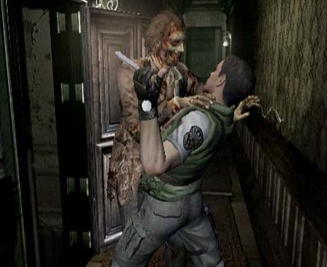 Resident Evil First Hour Review The First Hour