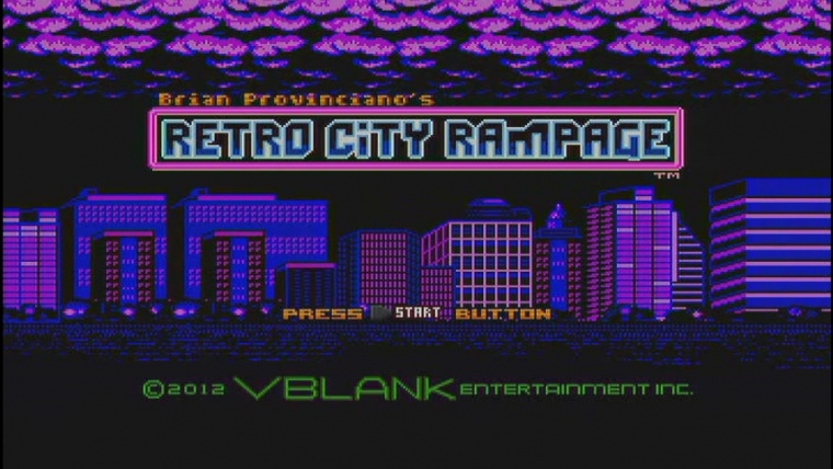 Retro City Rampage Title_0