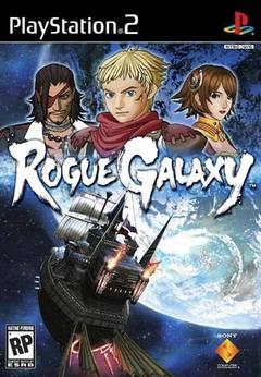 Rogue Galaxy Cover