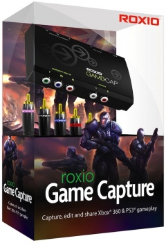 Roxio Game Capture Cover