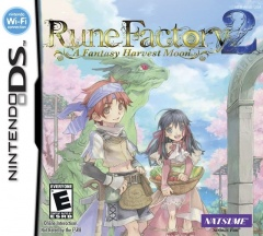 Rune Factory 2 Cover