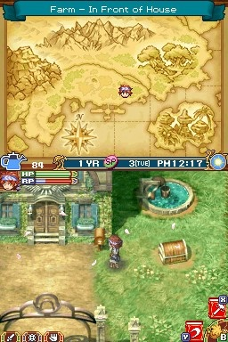 Rune Factory 2 Farm House