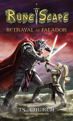 Runescape Betrayal at Falador Cover